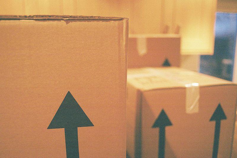 carton de déménagement vannes